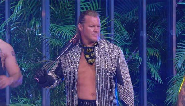 Chris Jericho: Effortless Humor
