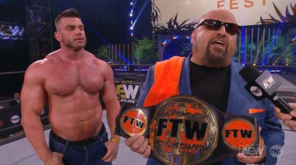 Chris Jericho FTW Belt