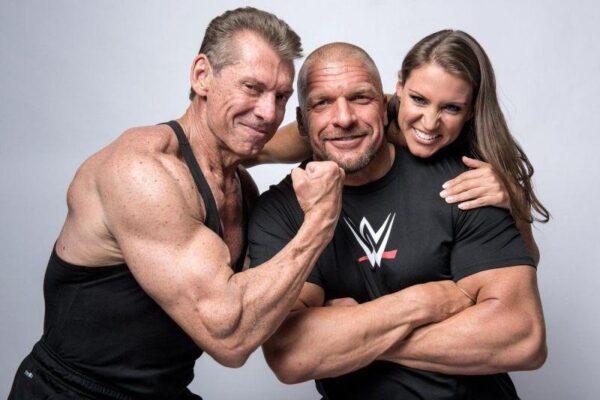 Triple H set to become Vince's successor