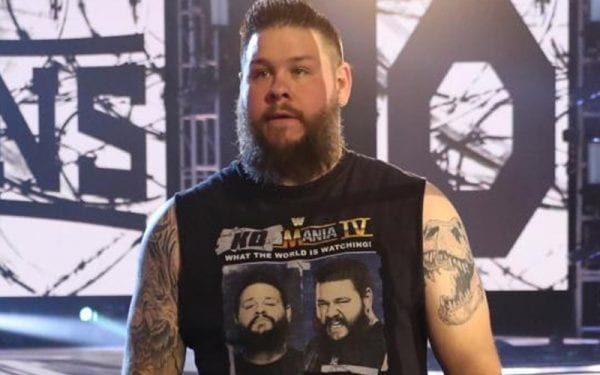 Kevin Owens fights for face masks during COVID-19 crisis