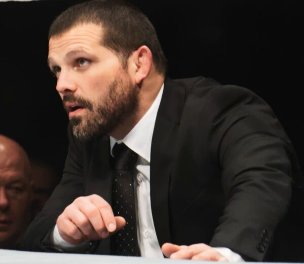 WWE Jamie Noble tests positive for COVID-19