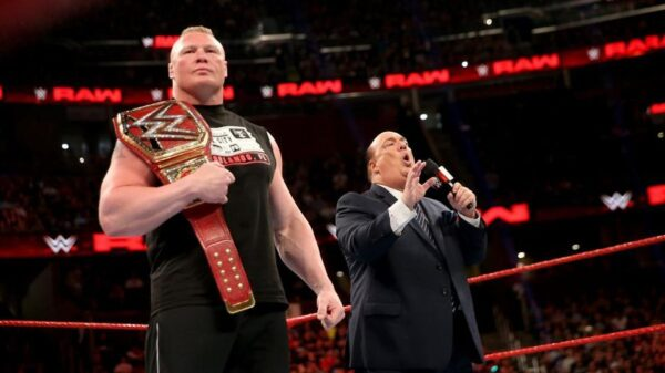 Brock Lesnar was one of the worst champions over the past twenty years