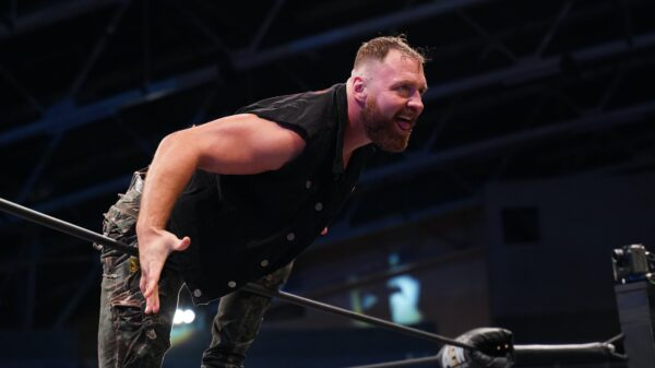 Jon Moxley has an excellent track record as the AEW Champ