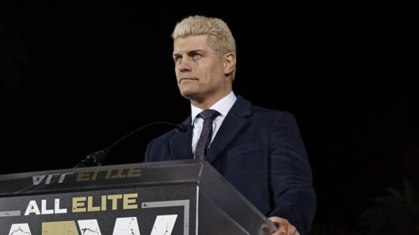 Eric Bischoff had lots of nice things to say about Cody Rhodes