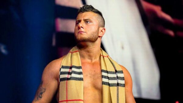 MJF will challenge the current AEW Champion Jon Moxley