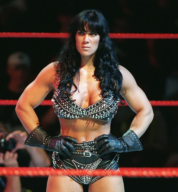 Chyna - one of the WWE superstars who were homeless