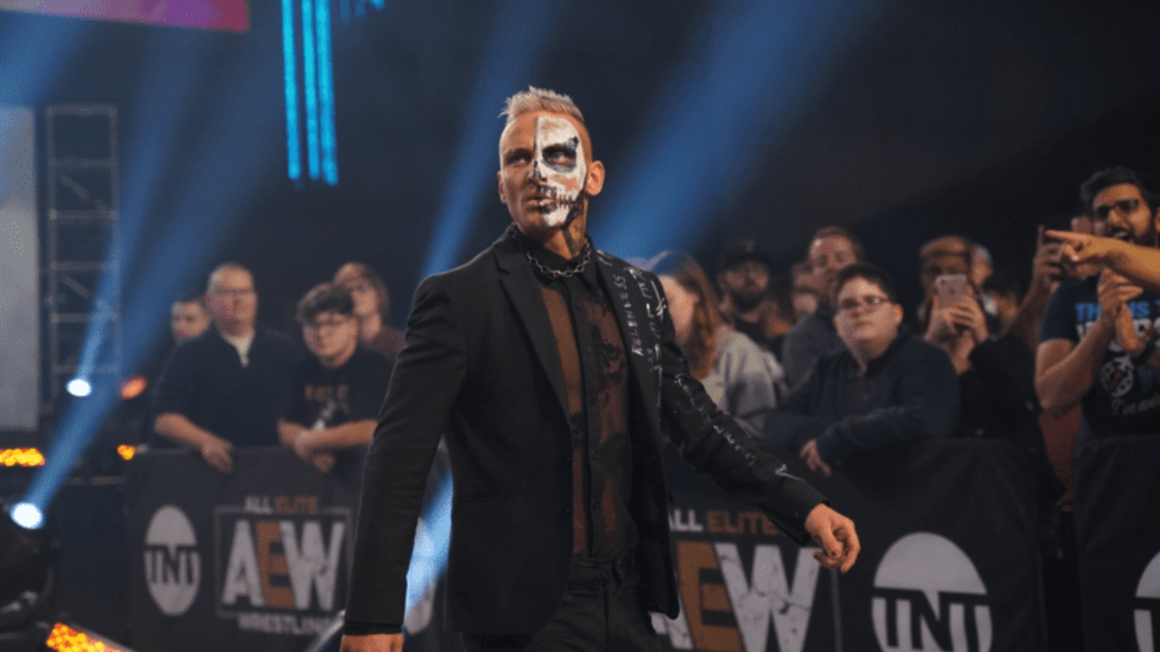 aew stars big pushes