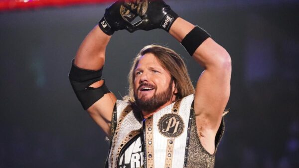 AJ Styles want AEW Career