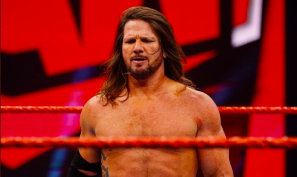 AJ Styles wants to remain in WWE after retirement
