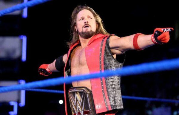 AJ Styles retirement plans