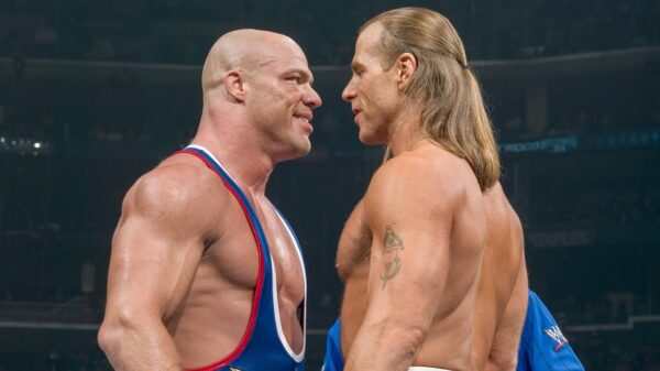 Kurt angle admitted a pain medication addiction