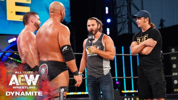 FTR and The Young Bucks