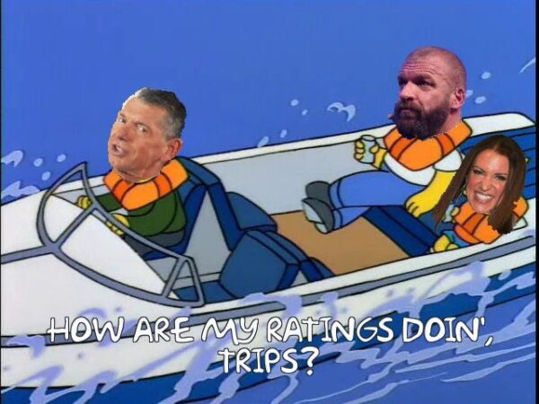 SummerSlam on a boat