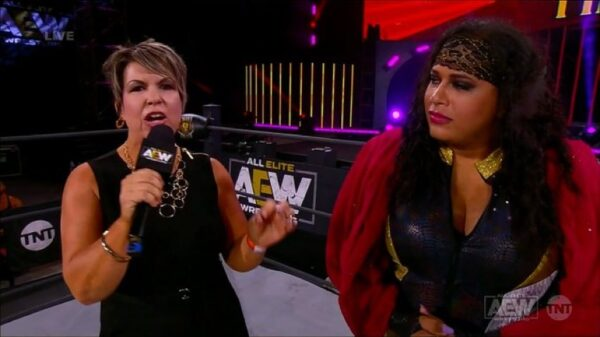 Vickie Guerrero speaks out about creative differences