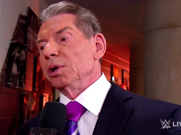 Vince McMahon rules WWE with an iron fist