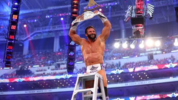 Zack Ryder was released after 15 years of WWE loyalty