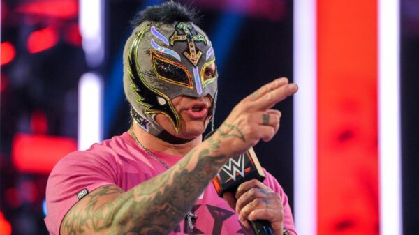 Rey Mysterio did not reach contract deal with WWE