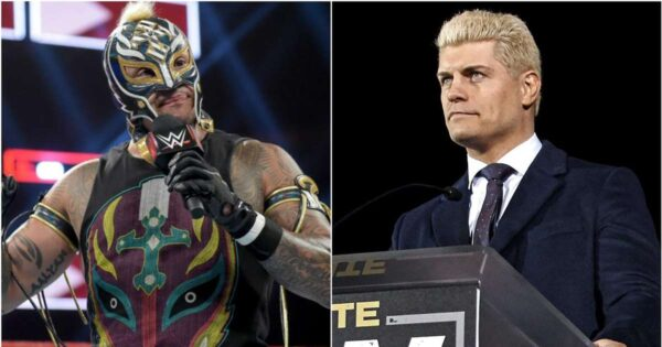 Cody Rhodes had nothing but kind words for Rey Mysterio
