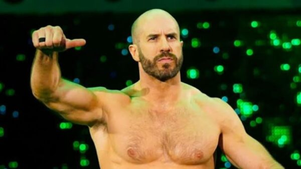 Cesaro must move to AEW