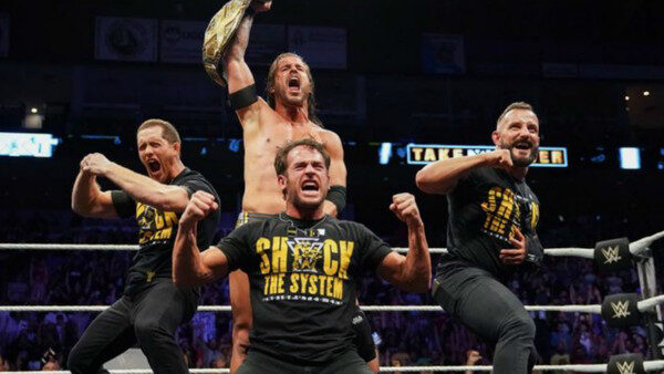 Could Chaos Be The Undisputed Era?