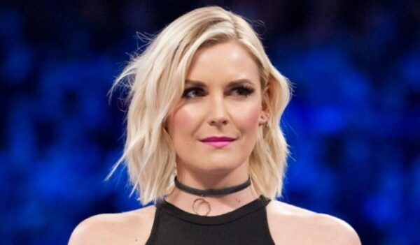 Renee Young considering a role in the XFL?