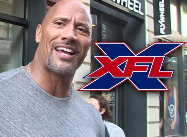 Can the Rock save the XFL?