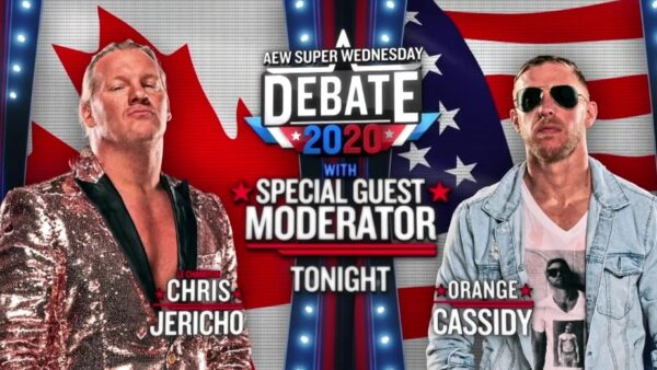 Eric Bischoff becomes special surprise moderator