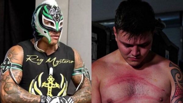 Dominik Mysterio becomes a WWE wrestler