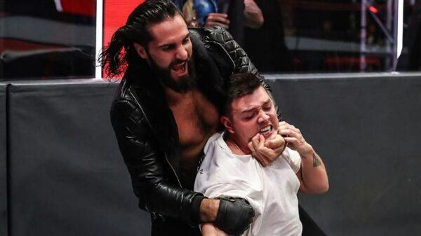 Seth Rollins Dominik Mysterio