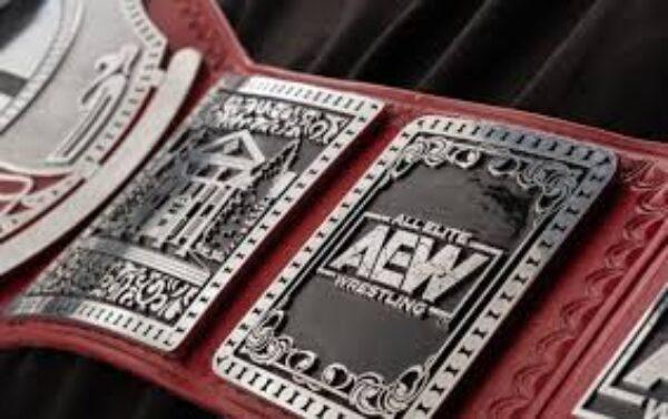 TNT Championship belt delay