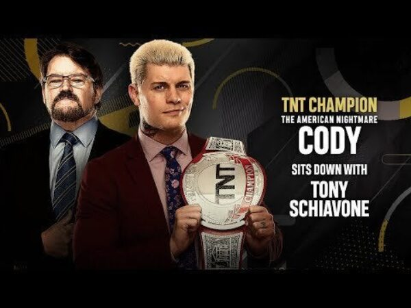 Cody Rhodes explains all about the title