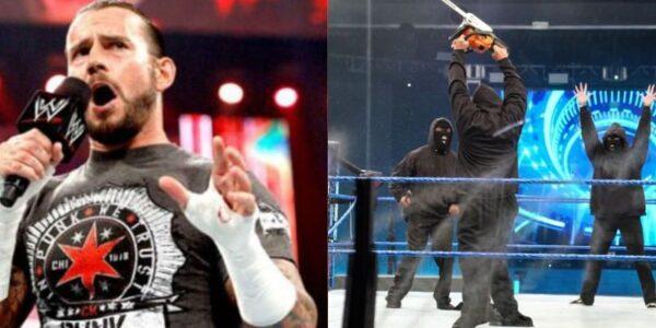 CM Punk Retribution Idea