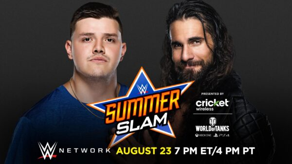 Seth Rollins faces Dominik at Summerslam