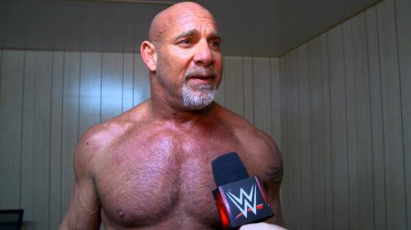 Goldberg's current WWE contract details