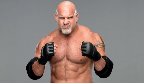 Goldberg signed with wwe until 2022, 2023