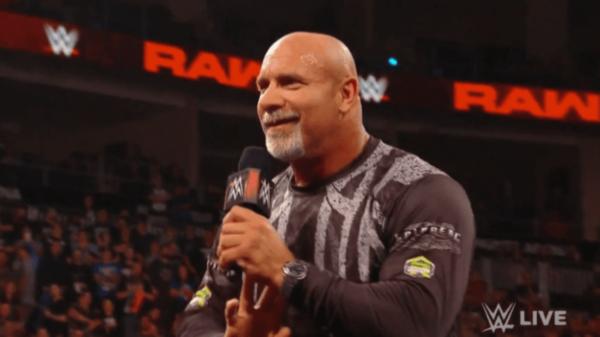 Goldberg WWE Contract Details