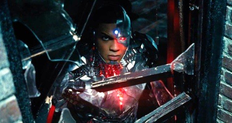Ray Fisher as Cyborg-Investigation