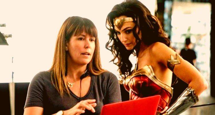 Patty Jenkins & Gal Gadot-Wonder Woman 1984