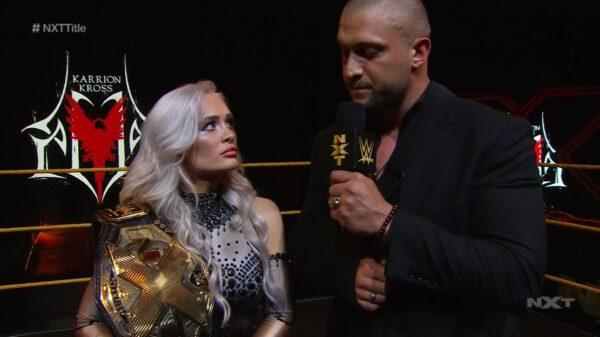 Karrion Kross NXT Championship