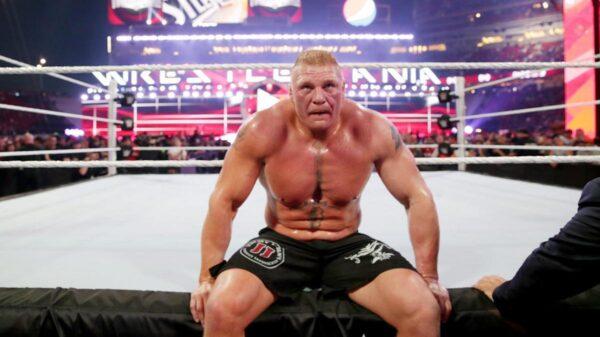 Brock Lesnar's Contract Negotiation