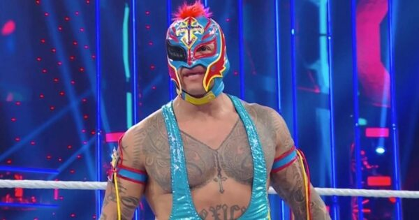 Rey Mysterio's injury recovery could be longer than we thought
