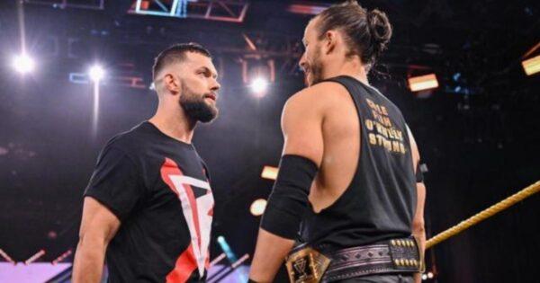 Finn Balor wants to become NXT Champion again