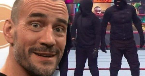 CM Punk WWE Payback