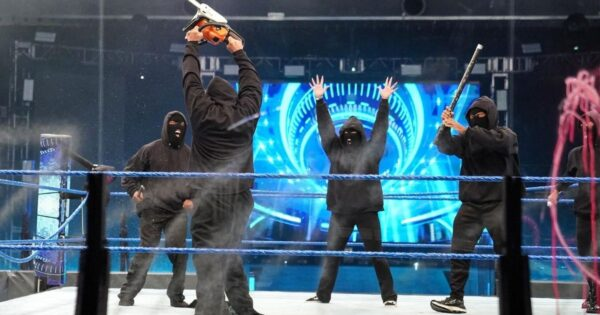 Retribution Abscence linked to Roman Reigns