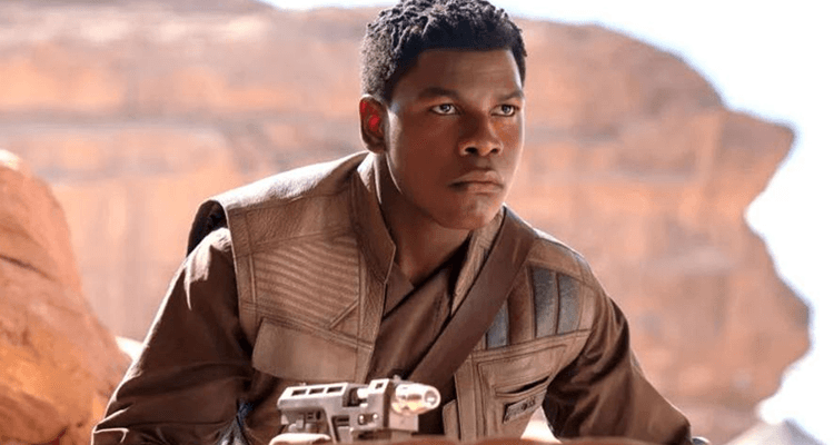 "John Boyega Claims Minority Cast Was ""Pushed to the Side"" In Disney Star Wars Sequels!"