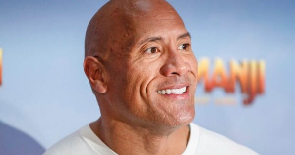 The Rock reveals positive COVID diagnosis