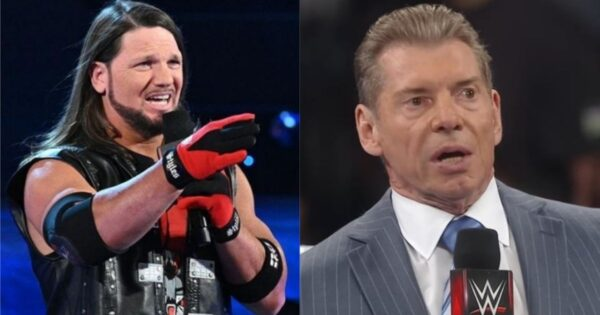 Vince McMahon banned the use of third-party platforms
