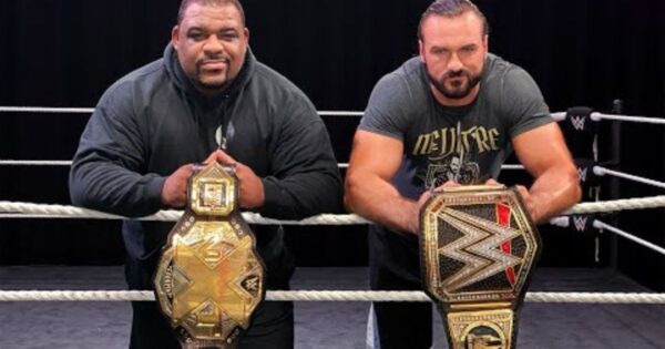 Keith Lee can put on a new feud with Drew McIntyre