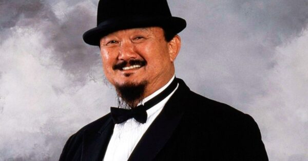 Mr Fuji was one of the claimants in the WWE lawsuit
