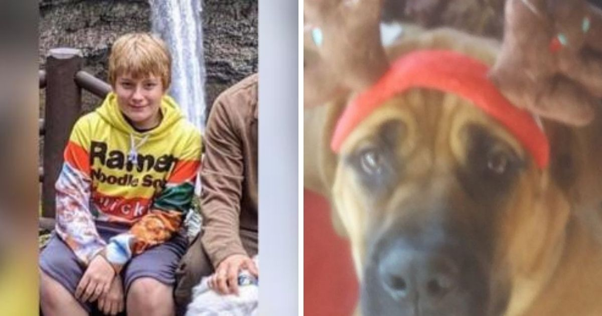 Oregon Wildfires Claim 13-Year-Old Boy Shielded By His Dog Until The Very End